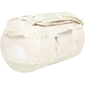 The North Face Base Camp Duffelilaukku S, vintage white/tnf white